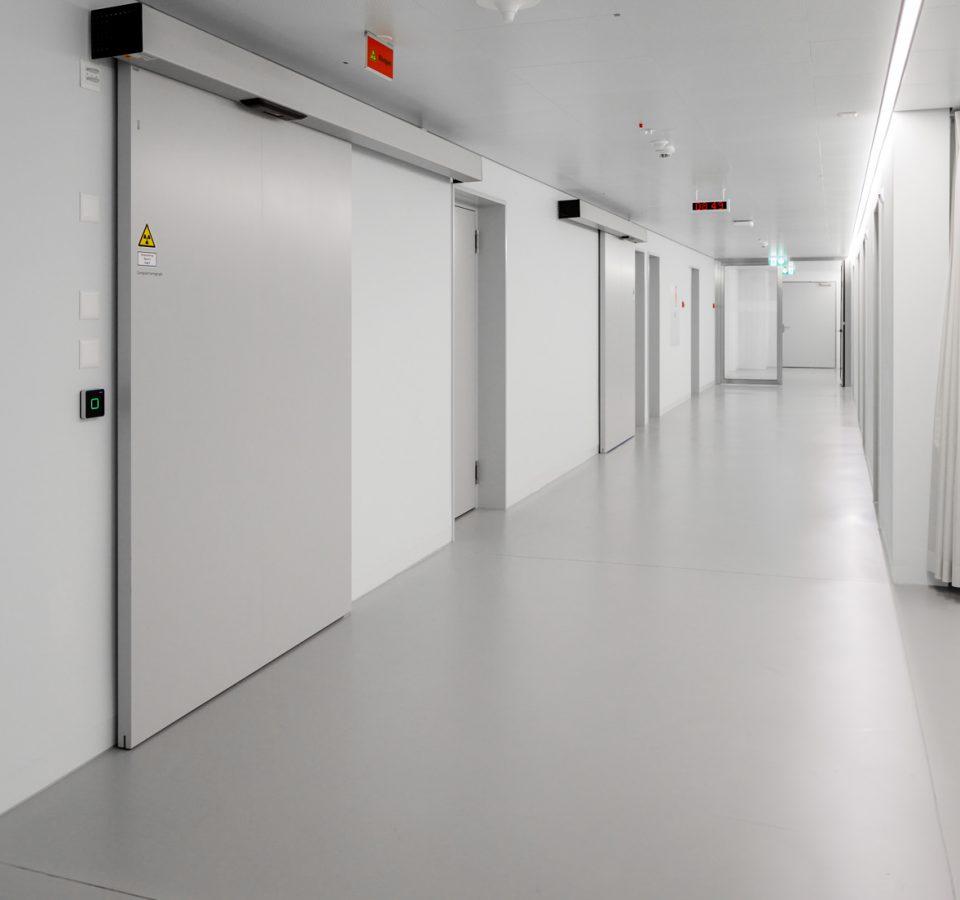 Innenansicht Spital Wattwil