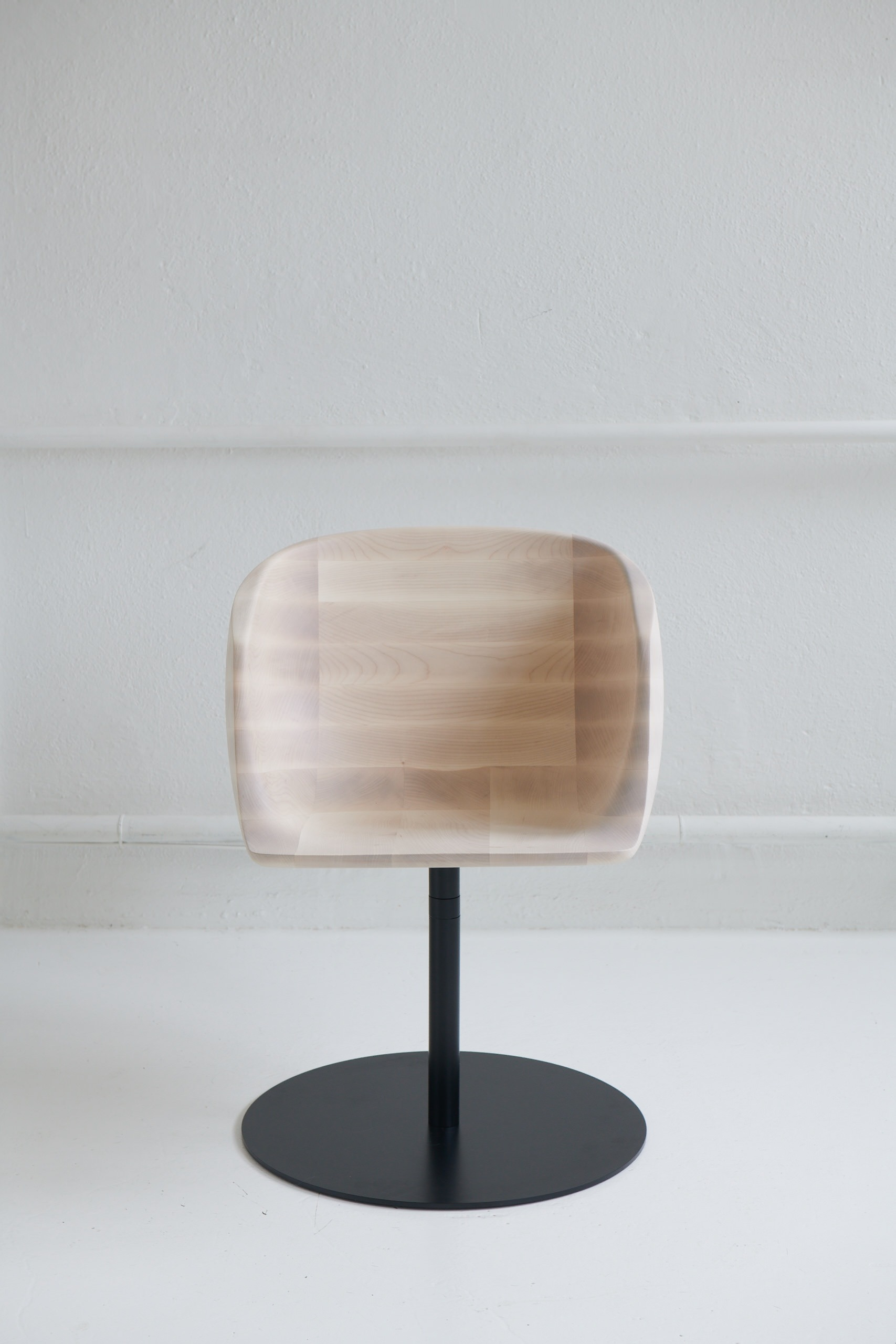 Stuhl (Lounge Chair) Chaz WST 435 Waldhaus gefertigt mit CNC Reichenbacher Eco 1232-B Sprint