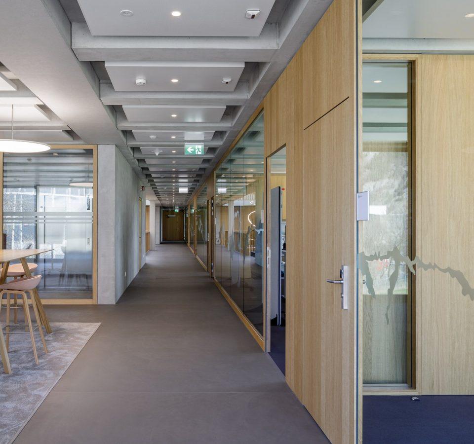 Oblamatik AG (Innovations- und Technologiezentrum), Chur