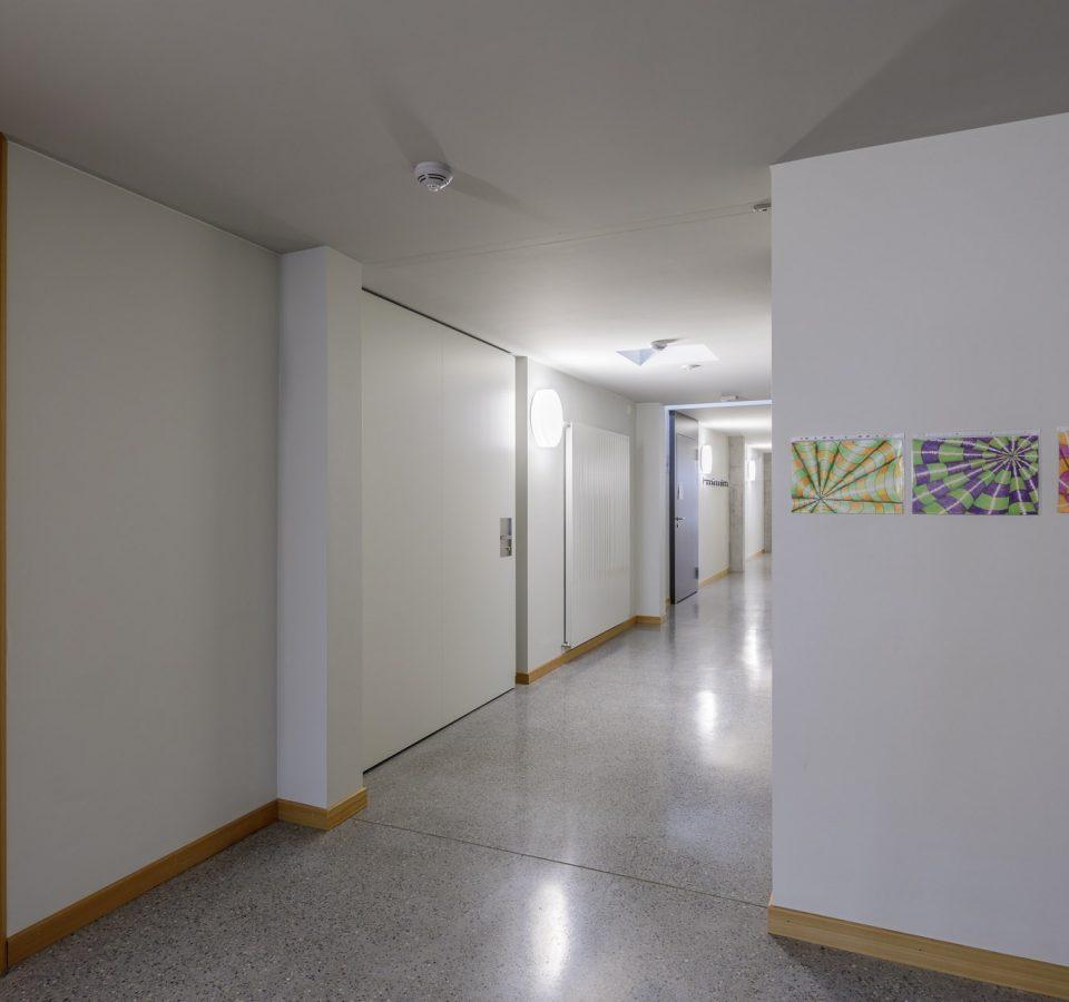 Oberstufe Schulhaus Bazenheid