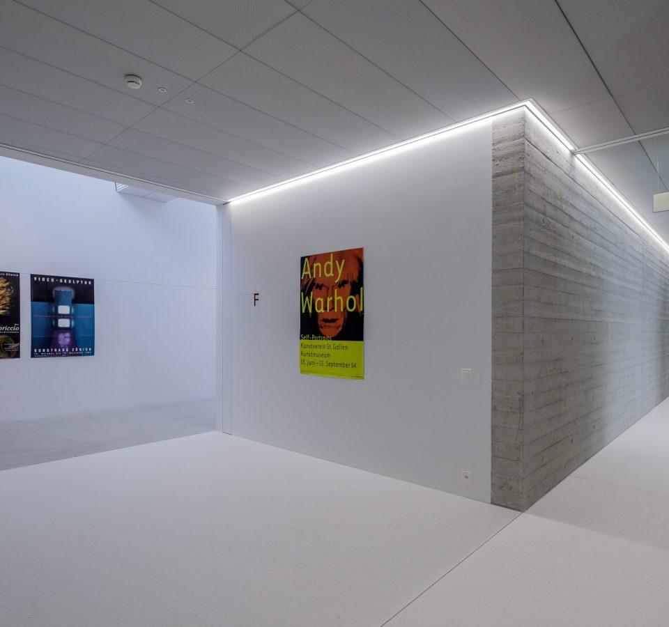 Campus Bildung Kreuzlingen PMS/PH, Beat Consoni Architekt