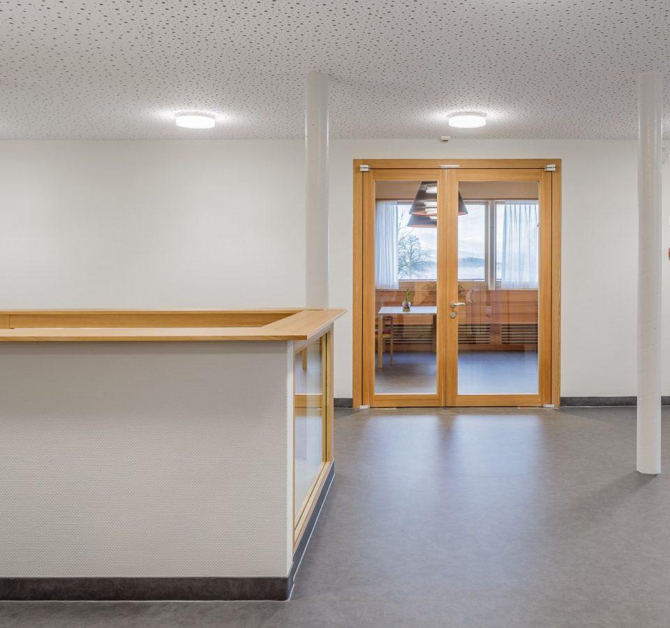 Krankenheim Sonnweid, Wetzikon