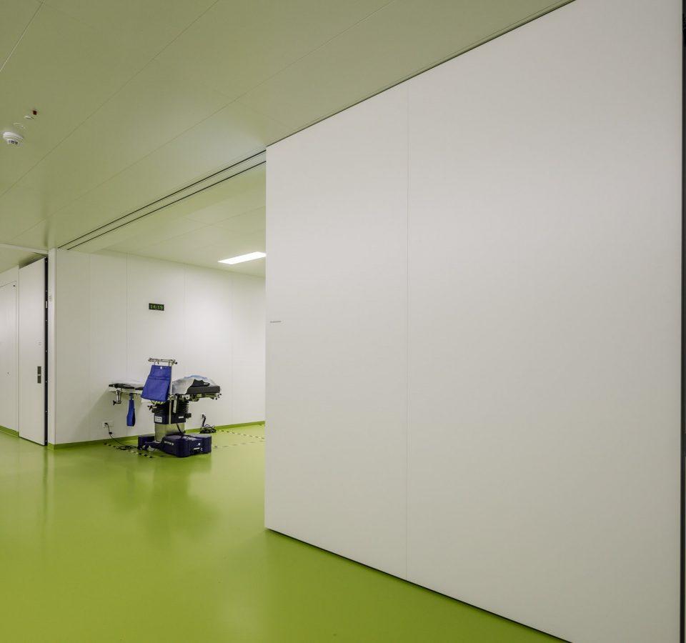 Neubau Spital Grabs